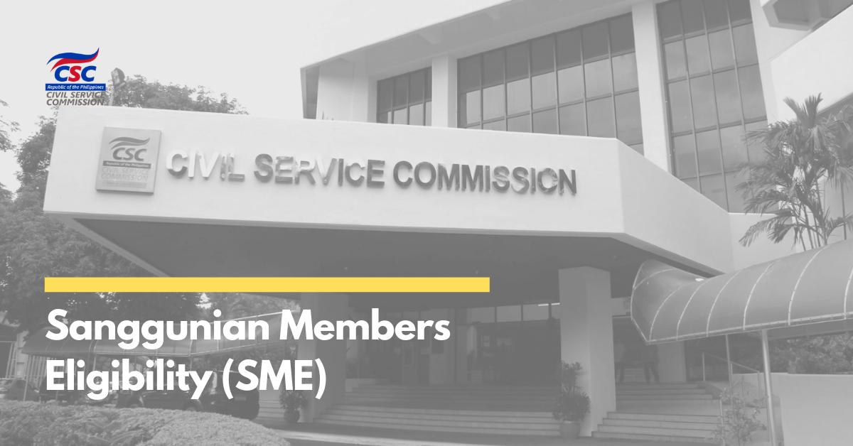 Sanggunian Members (SME)