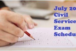 CSC Announces July 2021 Civil Service Exam Schedule, Requirements